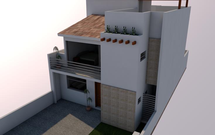 Foto de casa en venta en  , desarrollo habitacional zibata, el marqués, querétaro, 1363481 No. 01