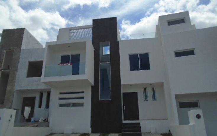 Foto de casa en venta en, desarrollo habitacional zibata, el marqués, querétaro, 1389717 no 01