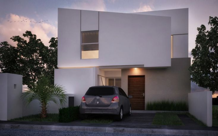 Foto de casa en venta en, desarrollo habitacional zibata, el marqués, querétaro, 1396355 no 01