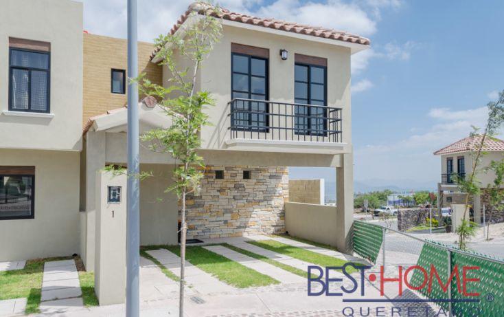 Foto de casa en venta en, desarrollo habitacional zibata, el marqués, querétaro, 1400463 no 01