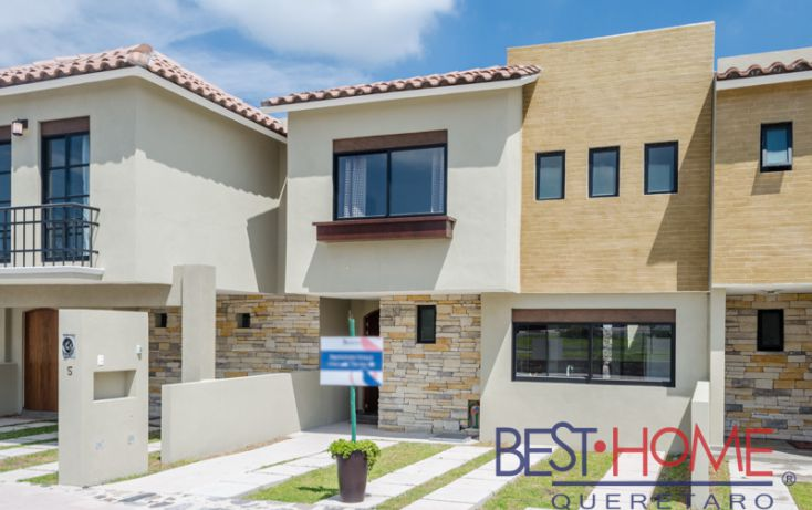 Foto de casa en venta en, desarrollo habitacional zibata, el marqués, querétaro, 1400527 no 01