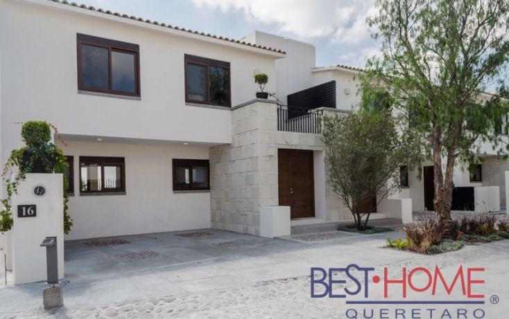 Foto de casa en venta en, desarrollo habitacional zibata, el marqués, querétaro, 1400557 no 01