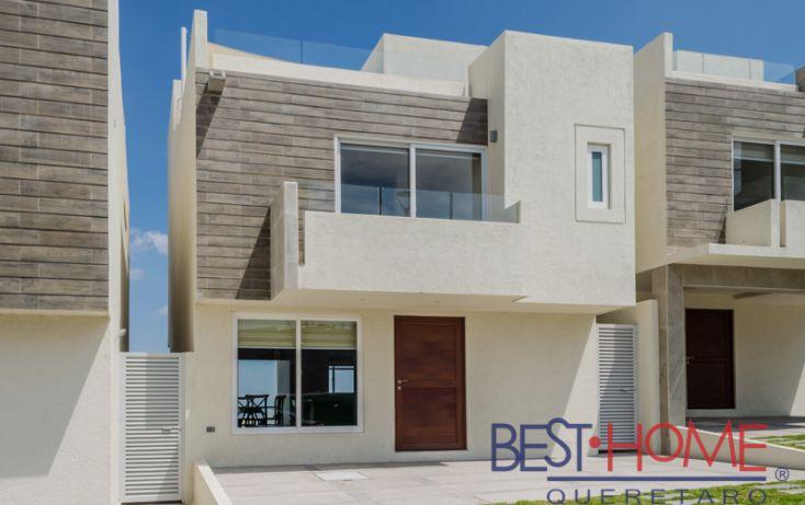 Foto de casa en venta en, desarrollo habitacional zibata, el marqués, querétaro, 1400579 no 01