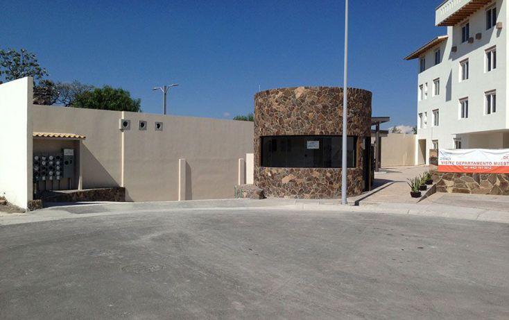 Foto de departamento en venta en, desarrollo habitacional zibata, el marqués, querétaro, 1418093 no 03
