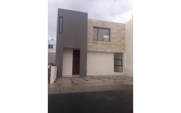 Foto de casa en venta en  , desarrollo habitacional zibata, el marqués, querétaro, 1445251 No. 01