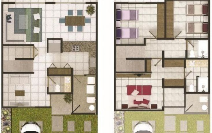 Foto de casa en venta en, desarrollo habitacional zibata, el marqués, querétaro, 1448935 no 15