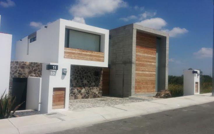 Foto de casa en venta en, desarrollo habitacional zibata, el marqués, querétaro, 1452889 no 01