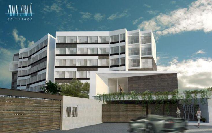 Foto de departamento en venta en, desarrollo habitacional zibata, el marqués, querétaro, 1485765 no 03