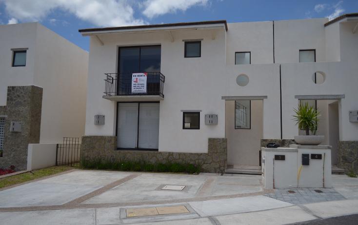 Foto de casa en renta en  , desarrollo habitacional zibata, el marqués, querétaro, 1489995 No. 01