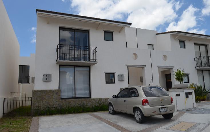 Foto de casa en renta en  , desarrollo habitacional zibata, el marqués, querétaro, 1489995 No. 02