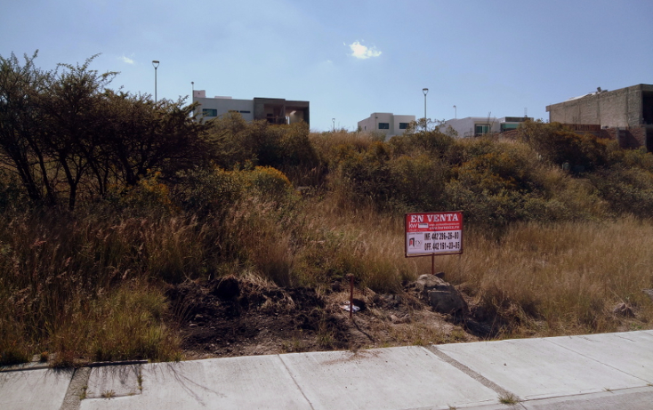 Foto de terreno habitacional en venta en  , desarrollo habitacional zibata, el marqués, querétaro, 1557206 No. 04