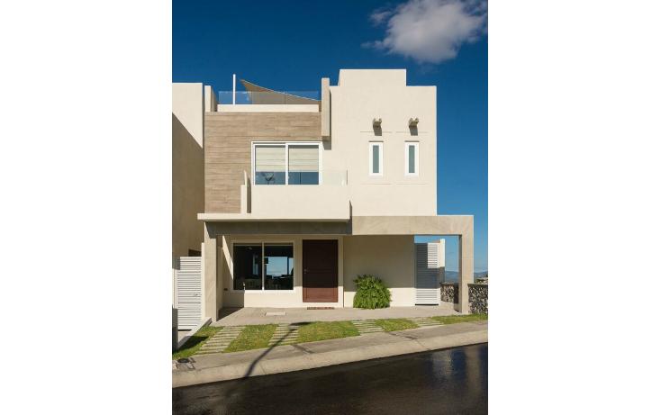 Foto de casa en venta en  , desarrollo habitacional zibata, el marqués, querétaro, 1600834 No. 01