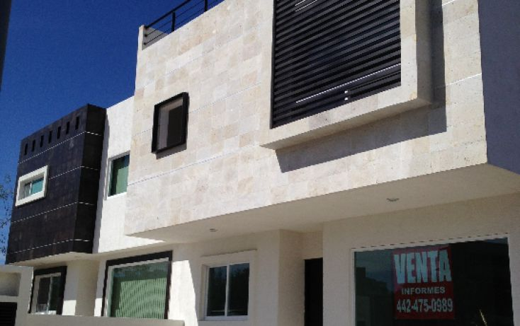 Foto de casa en venta en, desarrollo habitacional zibata, el marqués, querétaro, 1601236 no 03