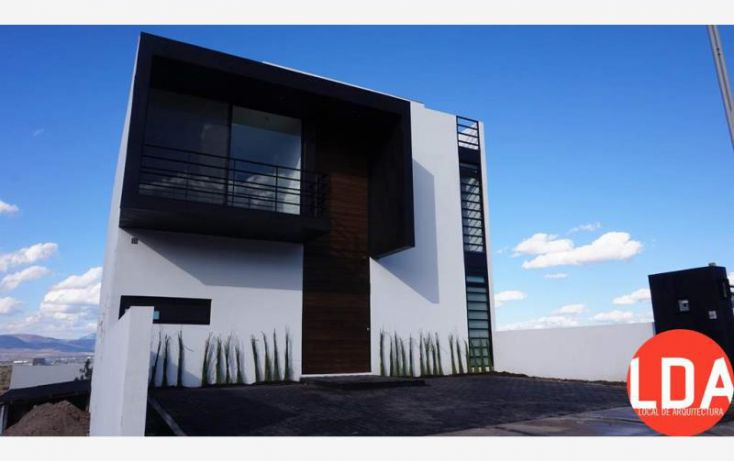 Foto de casa en venta en, desarrollo habitacional zibata, el marqués, querétaro, 1613666 no 01