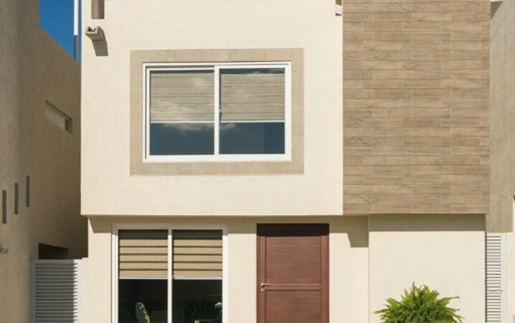 Foto de casa en venta en  , desarrollo habitacional zibata, el marqués, querétaro, 1617414 No. 01