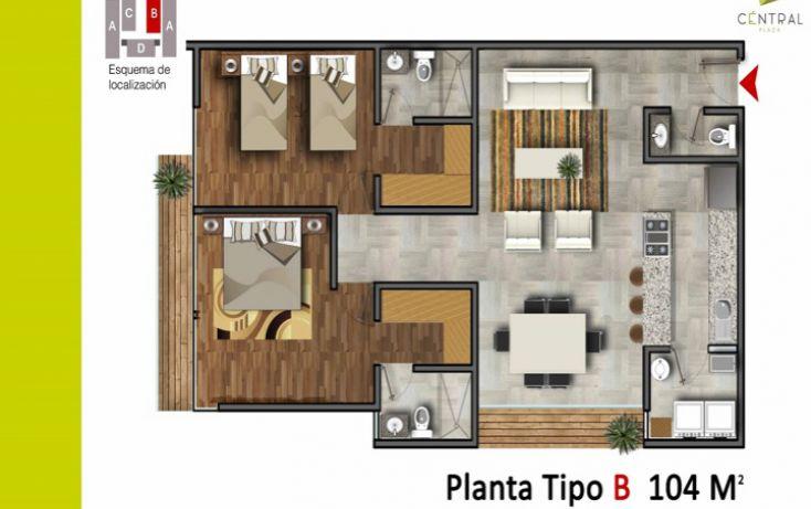 Foto de departamento en venta en, desarrollo habitacional zibata, el marqués, querétaro, 1667776 no 08