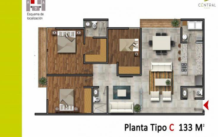 Foto de departamento en venta en, desarrollo habitacional zibata, el marqués, querétaro, 1667776 no 09