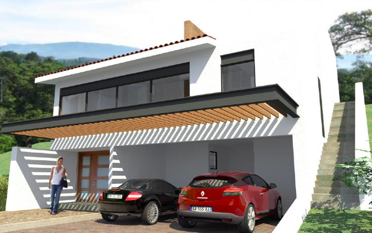 Foto de casa en venta en  , desarrollo habitacional zibata, el marqués, querétaro, 1679956 No. 01