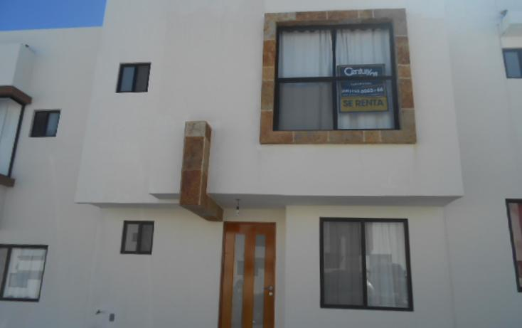 Foto de casa en renta en  , desarrollo habitacional zibata, el marqués, querétaro, 1702528 No. 01