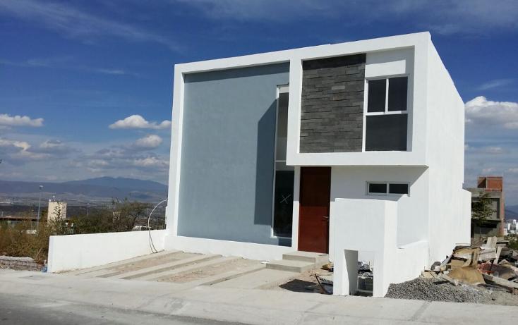 Foto de casa en venta en  , desarrollo habitacional zibata, el marqués, querétaro, 1738458 No. 02
