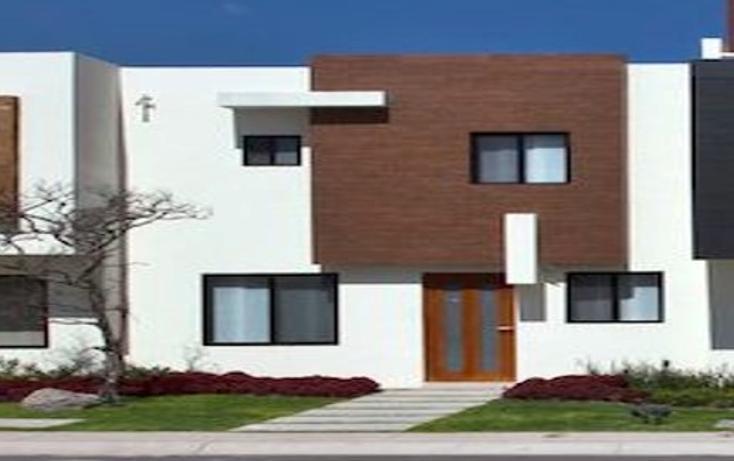 Foto de casa en renta en  , desarrollo habitacional zibata, el marqués, querétaro, 1781220 No. 01