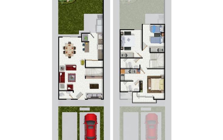 Foto de casa en renta en  , desarrollo habitacional zibata, el marqués, querétaro, 1781220 No. 04