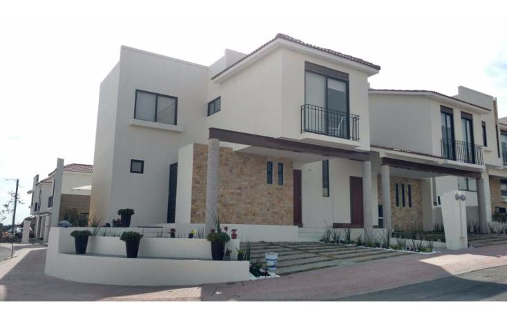 Foto de casa en venta en  , desarrollo habitacional zibata, el marqués, querétaro, 1829555 No. 01