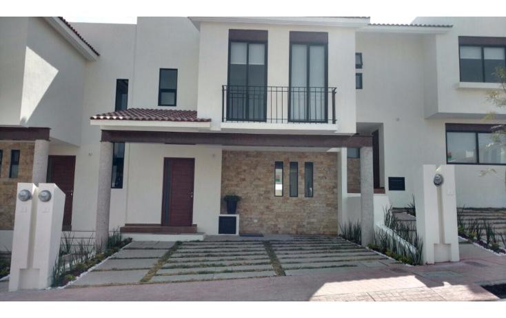 Foto de casa en venta en  , desarrollo habitacional zibata, el marqués, querétaro, 1829555 No. 02