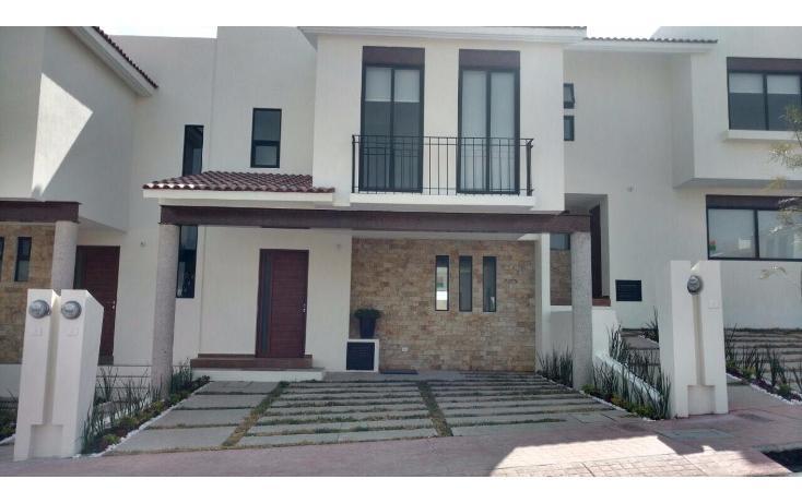 Foto de casa en venta en  , desarrollo habitacional zibata, el marqués, querétaro, 1851192 No. 01