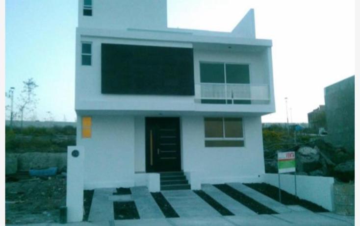 Foto de casa en venta en  , desarrollo habitacional zibata, el marqu?s, quer?taro, 1903244 No. 01