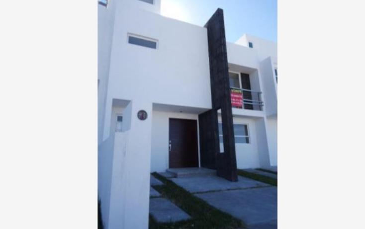 Foto de casa en venta en  , desarrollo habitacional zibata, el marqu?s, quer?taro, 1903262 No. 01