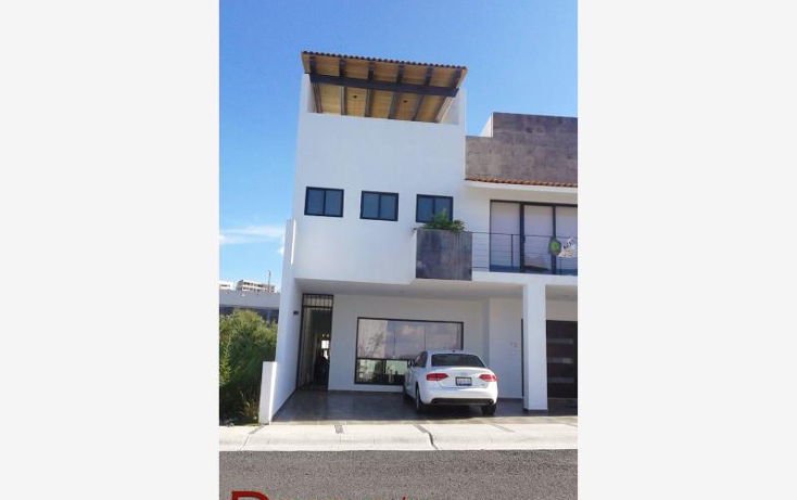 Foto de casa en venta en  , desarrollo habitacional zibata, el marqués, querétaro, 1907074 No. 03