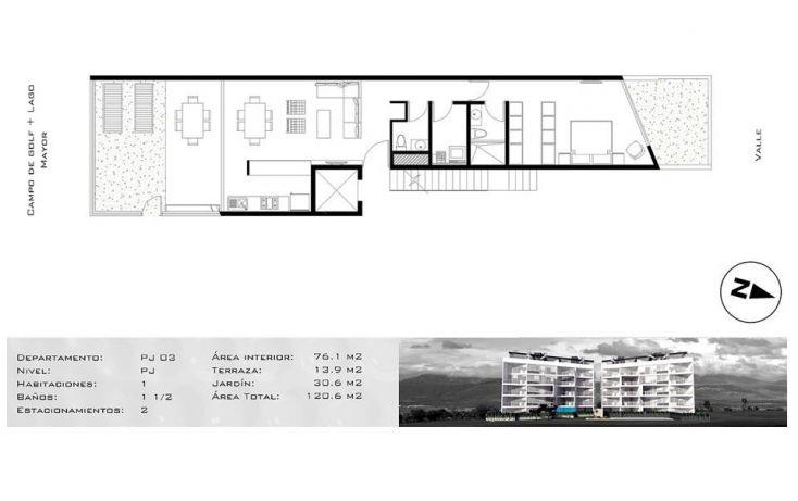 Foto de departamento en venta en, desarrollo habitacional zibata, el marqués, querétaro, 1970710 no 05