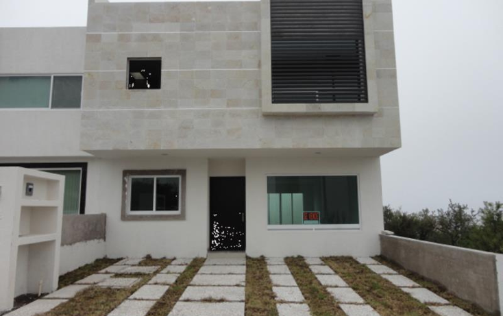 Foto de casa en venta en  , desarrollo habitacional zibata, el marqués, querétaro, 1980356 No. 01
