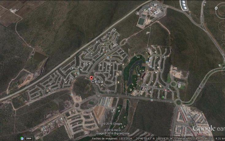 Foto de terreno habitacional en venta en, desarrollo habitacional zibata, el marqués, querétaro, 1983576 no 01