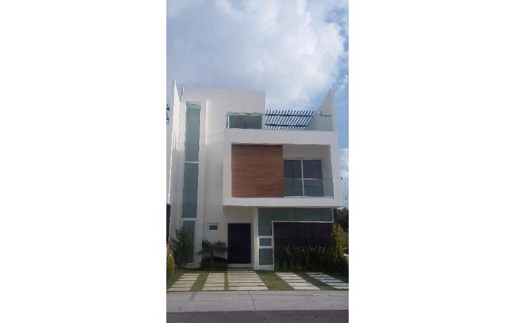 Foto de casa en venta en  , desarrollo habitacional zibata, el marqués, querétaro, 1990408 No. 01