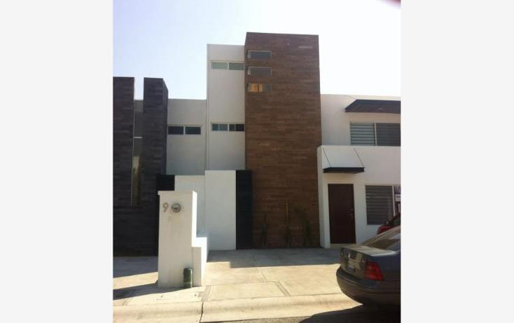 Foto de casa en venta en  , desarrollo habitacional zibata, el marqués, querétaro, 2010928 No. 01