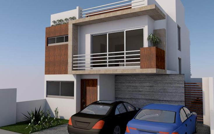 Foto de casa en venta en  , desarrollo habitacional zibata, el marqués, querétaro, 2010932 No. 01