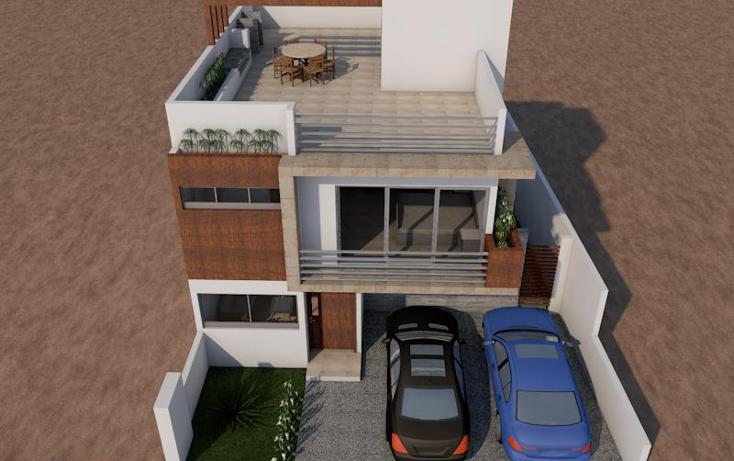 Foto de casa en venta en  , desarrollo habitacional zibata, el marqués, querétaro, 2010956 No. 03