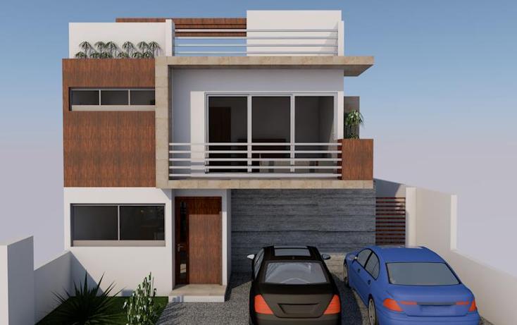 Foto de casa en venta en  , desarrollo habitacional zibata, el marqués, querétaro, 2010966 No. 01