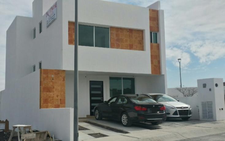 Foto de casa en venta en, desarrollo habitacional zibata, el marqués, querétaro, 793617 no 01