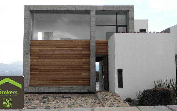 Foto de casa en venta en, desarrollo habitacional zibata, el marqués, querétaro, 869735 no 01