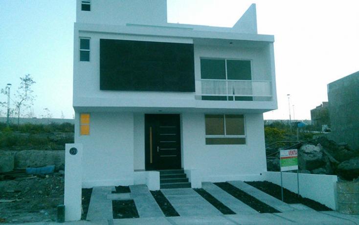 Foto de casa en venta en, desarrollo habitacional zibata, el marqués, querétaro, 887207 no 01