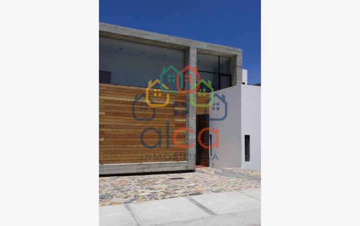 Foto de casa en venta en  , desarrollo habitacional zibata, el marqu?s, quer?taro, 980293 No. 01
