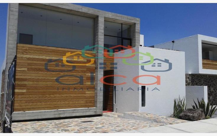 Foto de casa en venta en  , desarrollo habitacional zibata, el marqu?s, quer?taro, 980293 No. 02