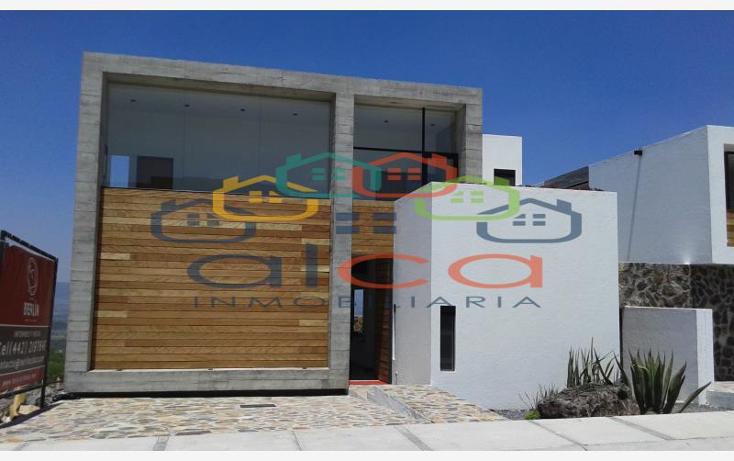 Foto de casa en venta en  , desarrollo habitacional zibata, el marqu?s, quer?taro, 980293 No. 03