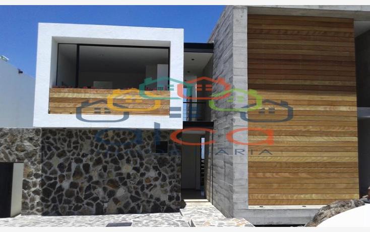 Foto de casa en venta en  , desarrollo habitacional zibata, el marqu?s, quer?taro, 980293 No. 04