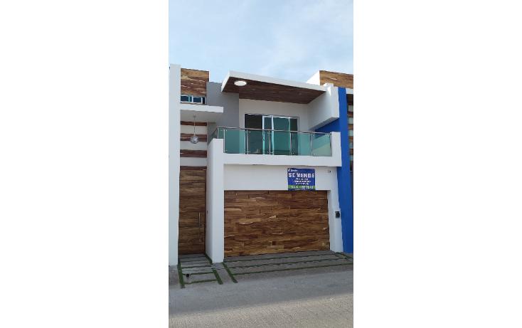 Foto de casa en venta en  , desarrollo urbano 3 ríos, culiacán, sinaloa, 1121487 No. 01