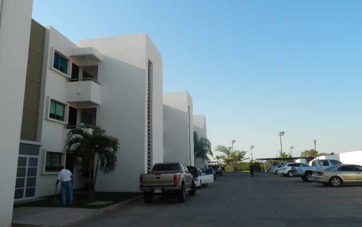 Foto de departamento en renta en  , desarrollo urbano 3 ríos, culiacán, sinaloa, 1196377 No. 02