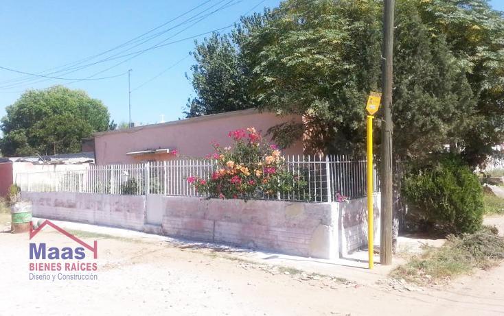 Foto de casa en venta en  , desarrollo urbano, chihuahua, chihuahua, 1661512 No. 01